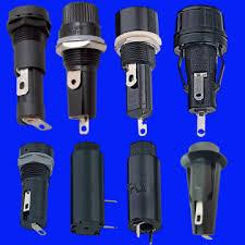 panel mount fuse holder waterproof fuse box 6x30mm 5x20mm fuse panel mount fuse holder waterproof fuse box 6x30mm 5x20mm fuse holder