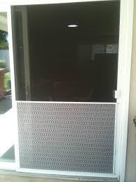 magnificent sliding patio door dog door sliding patio screen door with dog door saudireiki