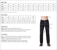 Mens Jeans Chart Pin By Camila Franchesca Fashion On For The Gentleman Mens
