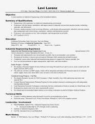Industrial Engineer Resume Flexible Luxautolights Custom Industrial Engineer Resume