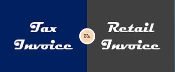 Difference Between Tax Invoice And Retail Invoice (With Similarities ...