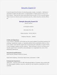 Security Cover Letter Photo Security Guard Cover Letter Samples
