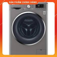 Hỏa tốc 1 giờ] [FreeShip] Máy giặt sấy LG Inverter 9kg FC1409D4E