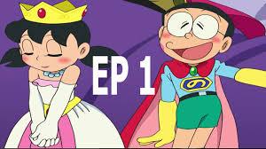 Doremon Vietsub - Vũ Trụ Anh Hùng Ký (EP 1) - Eiga Doraemon 2015 ...