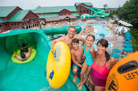 the wilderness resort consists of over 600 wooded acres in wisconsin dells and is home to wilderness hotel golf resort which features 444 guest rooms