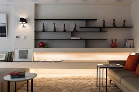 decorating a living room. Image Of: Decorating Living Room Shelves Contemporary A Y