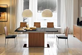 Excellent Minimalist Glass Dining Table Photo Design Inspiration