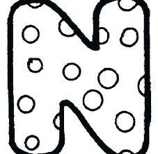 letter n coloring page letter n coloring letter n coloring page bubble letter n letter e letter n coloring page