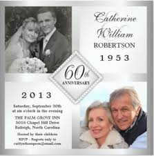 25th marriage anniversary invitation cards 25 wedding templates