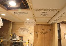 ... Industry Standard Design (lovely Basement Ceiling Ideas On A Budget #4)  ...