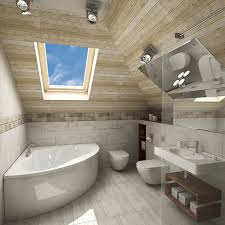 Attic Remodeling Ideas Attic Bathroom Design