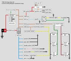 help wiring diagram yamaha xs650 forum revise diagram attached