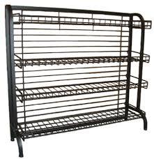 contact now countertop display shelves