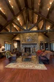 cabin lighting ideas. Amazing Of Lighting For Large Rooms Best 25 High Ceiling Cabin Ideas F