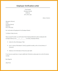 Sample Of Employment Certification Letter Work Experience Letter Format For Accounts Employment