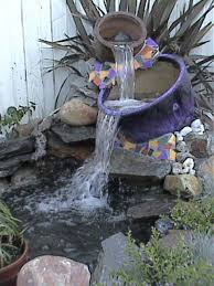 Small Picture pond containers Thread Waterfall Ideas Water Features and