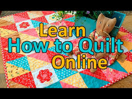 Learn How To Quilt For Beginners (Machine Quilting) - YouTube & Learn How To Quilt For Beginners (Machine Quilting) Adamdwight.com