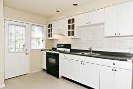 Cabinets  Drawer One Wall Kitchen Design White Kitchen Cabinets - One wall kitchen designs