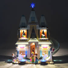 lego lighting. LED Light Kit For LEGO Arendelle Castle Celebration Frozen Model 41068 Lego Lighting