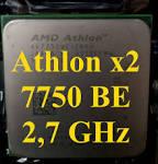 AMD Athlon64 7750 X2 trey б/в