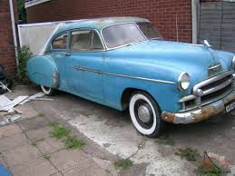 chevrolet fleetline Deluxe 2 door coupe