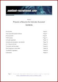 how to prepare resume sendletters info how to prepare a resume for interview success by rpenf