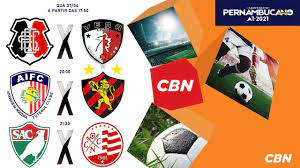 Santa Cruz x Vera Cruz | Afogados x Sport | Salgueiro x Náutico | AO VIVO |  Campeonato Pernambucano - YouTube