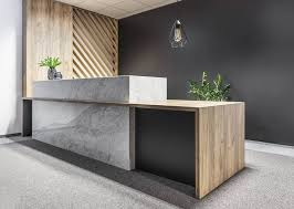 office reception decorating ideas. wonderful bedroom design layout ideas #4: interesting-office-reception-table - office reception decorating m