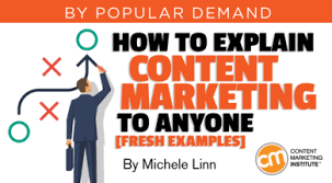 Content Marketing How To Explain Content Marketing To Anyone Fresh Examples