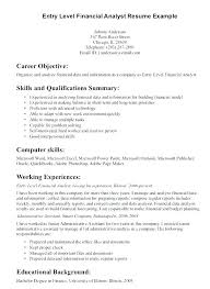 Entry Level Resume Objectives Best Resume Objectives Ever Written