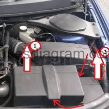 fuse box ford mondeo mk3 ford mondeo 2006 fuse box diagram to check or replace a fuse, first pull off the battery cover 1 then remove the cover of the fuse box 2 by releasing the catch and lifting up