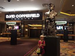 David Copperfield Vegas Seating Chart Great Show Misleading Seating Chart When Purchasing Tickets