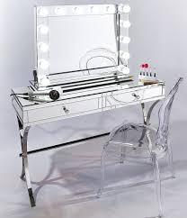hollywood gl vanity set makeup mirror led usb dimmable professional mirror
