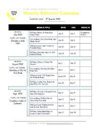 Business Plan Calendar Template Marketing Excel Google Docs