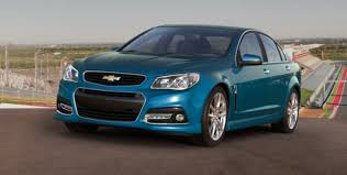 2015 Chevrolet SS Color Options | GM Authority