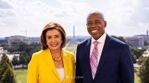 "Nancy Pelosi on Twitter: ""Honored to ..."