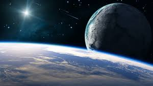 desktop background space earth.  Background Planet Earth From Outer Space And Desktop Background E