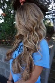 Balayage Dirty Blonde Blend Hair By