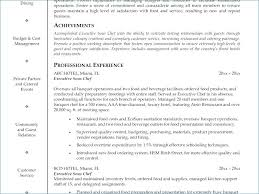 Awesome Commi Chef Resume Sample Prep Cook Resume Sample