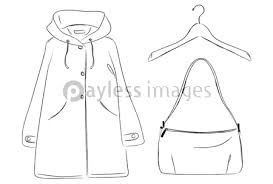 女性 ファッション イラストの写真イラスト素材 Xf0495294981