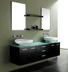 wall mounted double vanity. Fine Mounted ConTempo 72 To Wall Mounted Double Vanity E