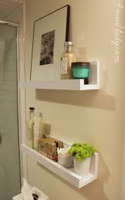 diy bathroom wall storage. Exellent Bathroom DIY Bathroom Shelves To Increase Your Storage Space On Diy Wall