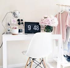 cute office. brilliant office cute desk organization for girls rose gold and marble touches inside office
