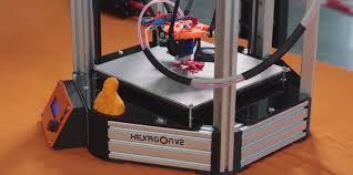 Fablab Karlsruhe Introduces Hexagon <b>V2</b> Delta <b>3D Printer</b> - 3DPrint ...
