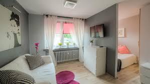Living Room And Bedroom Cracow Old Town Helclow Str 1 Bedroom Livingroom 2400 Pln Total