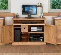 Stunning baumhaus mobel Yhome Fit Furnish Baumhaus Mobel Oak Hidden Home Office Desk cor06a