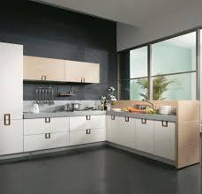 L Shaped Modular Kitchen Designs Acrylic Kitchen Cabinets Price