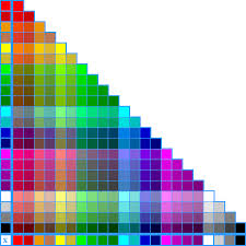Kendras Coloring Book Color Mixing Chart
