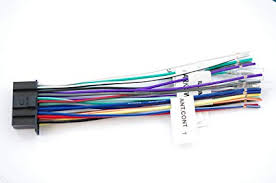 amazon com wire harness for kenwood 22 pinlabeled kw nt800hdt kvt wire harness for kenwood 22 pinlabeled kw nt800hdt kvt 696 kvt