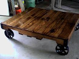 coffee table out of pallets writehookstudiocom